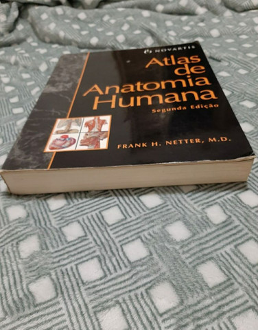 Livro Atlas de Anatomia Humana - Foto 2