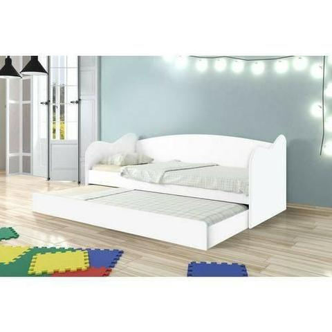 Sofá cama Ludy 6185 - Entrega rápida - Vários modelos!!!