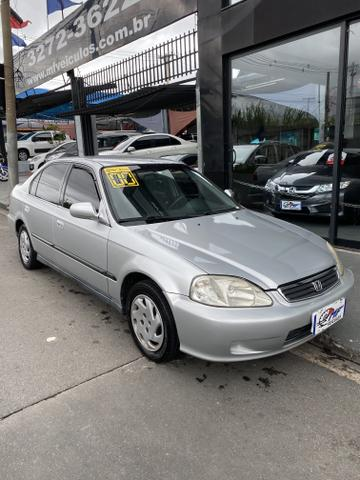 Civic Lx 2000 completo