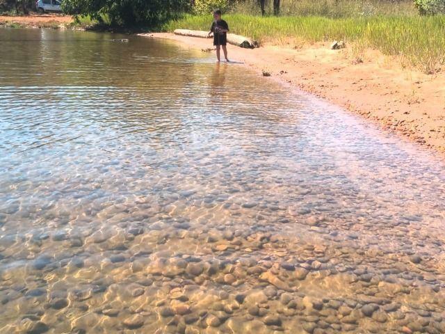 Chácara na Beira do Lago! 14 km de Palmas! Praia de Águas Cristalinas!