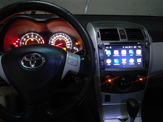 Corolla 2013/2014 com gnv 5g - Foto 3