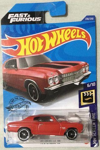 Hot Wheels - 1970 Chevrolet Chevelle Ss - Velozes E Furiosos - Foto 3