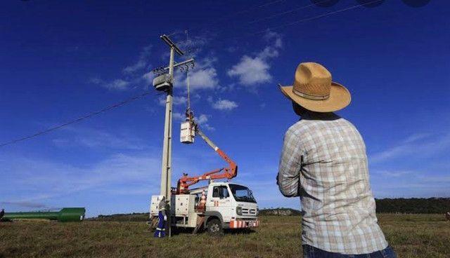 Rede rural , loteamento, transformadores trifásico e monofásico material elétricos