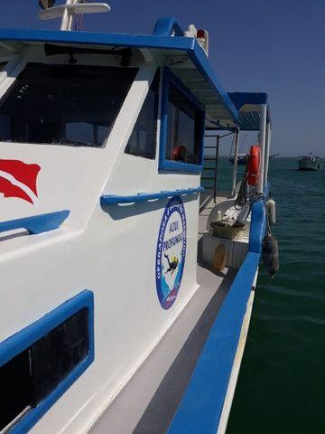 Traineira de mergulho, passeio ou pesca - Foto 9