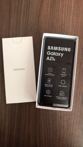 Samsung A21s 64Gb - Foto 2