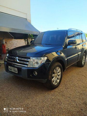 Vendo ou troco Pajero full diesel automático 4x4 - Foto 9