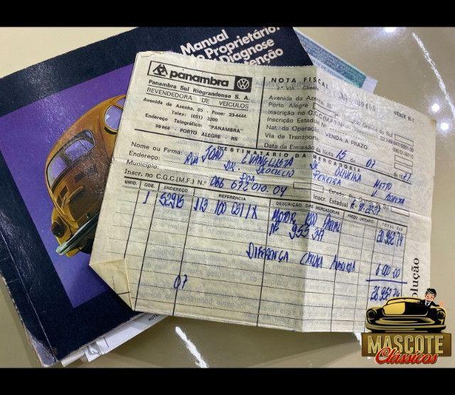 Fusca 1300 1974 *impecável*raridade*financio direto - Foto 7