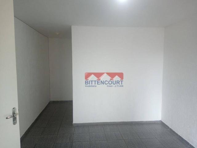 Casa com 1 dormitório para alugar por R$ 800,00/mês - Vila Arens I - Jundiaí/SP - Foto 3