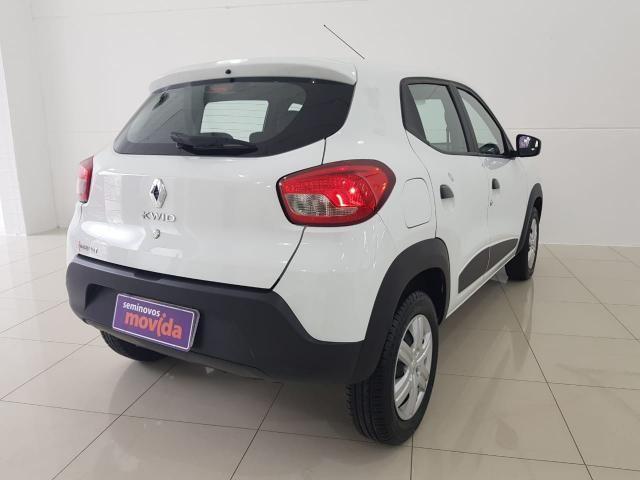 Renault Kwid Zen 1.0 12v SCe (Flex) - Foto 6