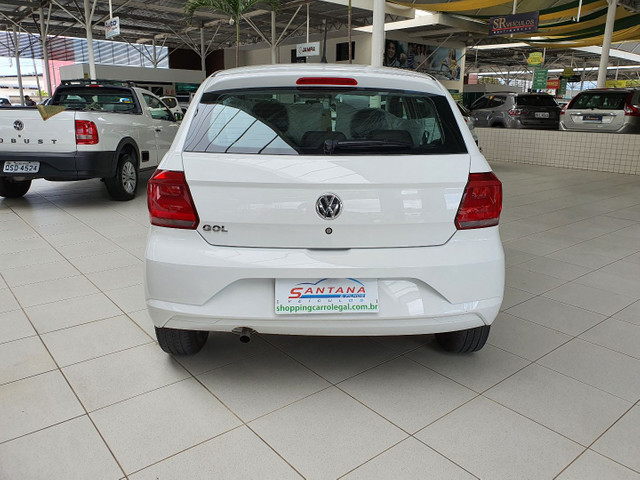 Volkswagen Gol MPI 2020 Único Dono - Foto 9
