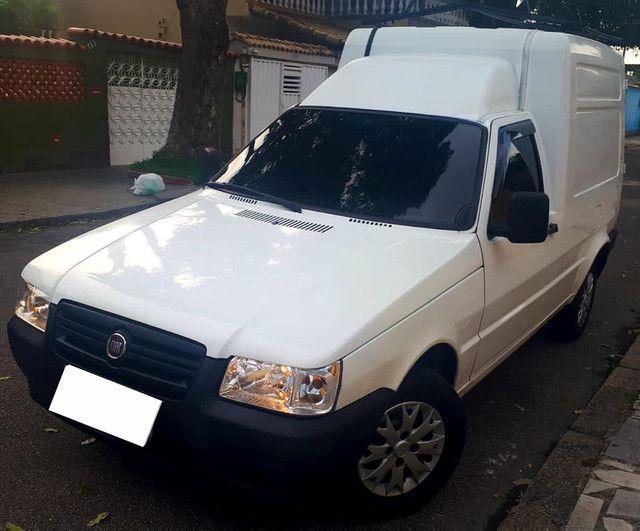 Fiat - Fiorino - R$ 15.500,00 vendo em até 60x no boleto