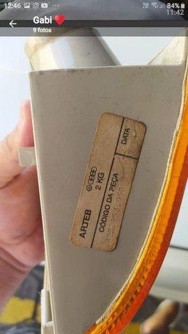 Pisca seta original de epoca santana  - Foto 5
