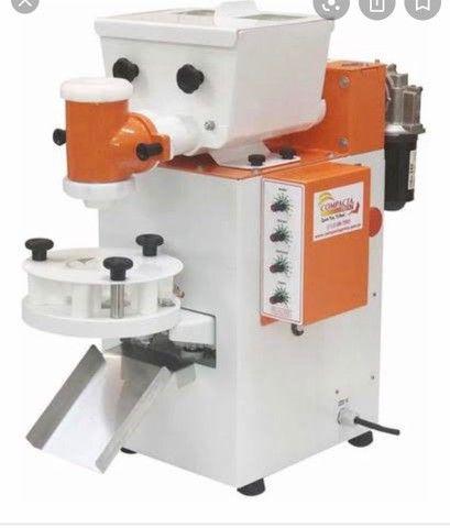 Vendo máquina de salgados compacta print NOVA