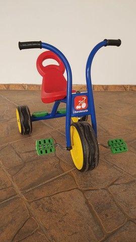 Triciclo Bandeirante para crianças