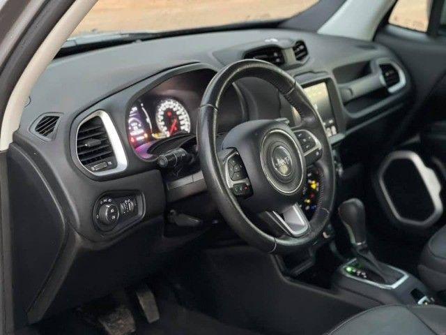Jeep Renegade 2019 Longitude Top d linha ( Vendo a vista ou Financiado ) AC,troca - Foto 9