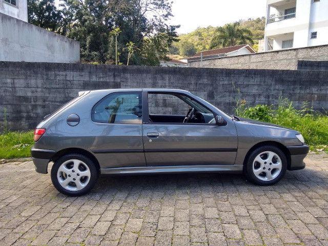 Peugeot 306 1.6 XS Turbo - Foto 9
