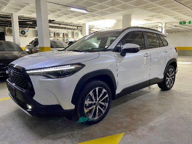 Toyota Corolla Cross Xre 2022 Okm Pronta Entrega - Foto 3