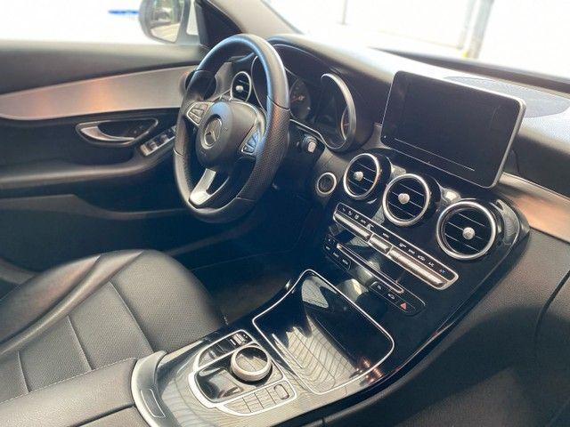 Mercedes-Benz C-180 1.6 TB 2016 Único Dono! - Foto 12