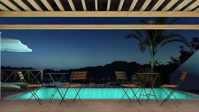 Casa 3 quartos frente para o Mar em condomínio excelente localização Angra dos Reis - Foto 9
