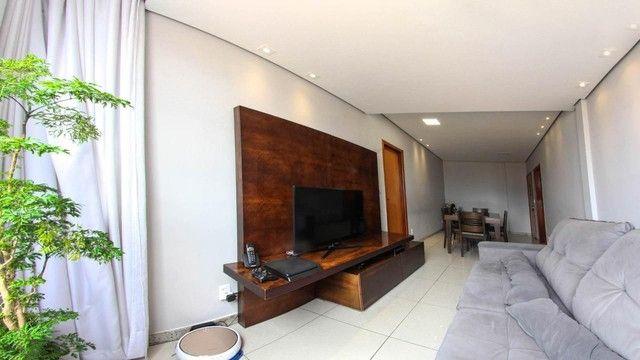 Apartamento à venda com 3 dormitórios em Alto caiçaras, Belo horizonte cod:21057 - Foto 2