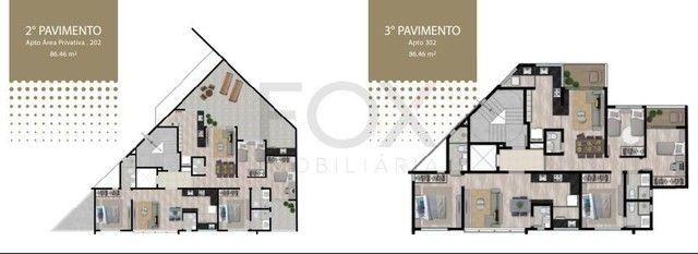 Apartamento à venda com 3 dormitórios em Santo agostinho, Belo horizonte cod:19509 - Foto 6