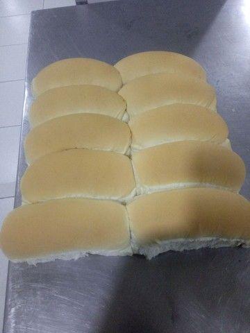 Pão hambúrguer todos tipo de pães  - Foto 4