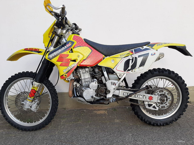 DR-Z400 2012 - Foto 9