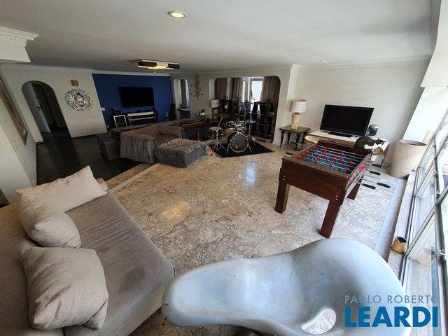 Apartamento à venda com 4 dormitórios em Jardim américa, São paulo cod:650346 - Foto 7