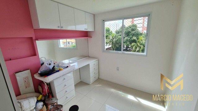 Apartamento com 3 dormitórios à venda, 76 m² por R$ 520.000,00 - Engenheiro Luciano Cavalc - Foto 13
