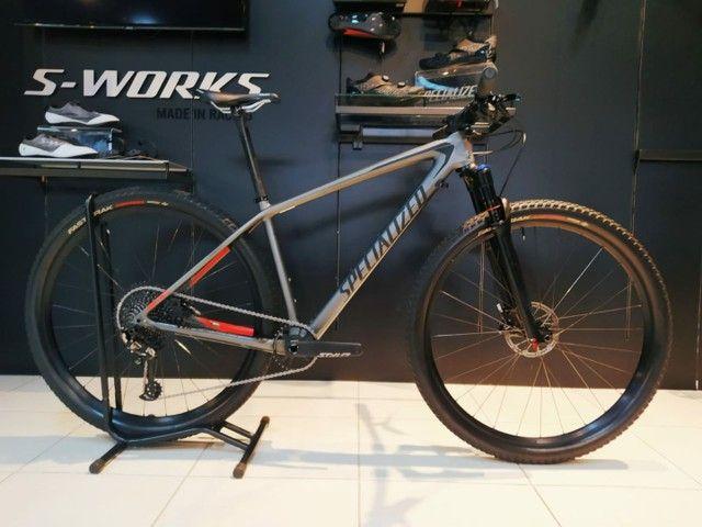 Bicicleta Specialized Epic HT - Seminova