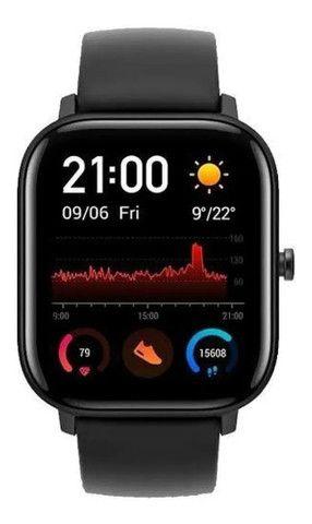 Relógio Smartwatch Amazfit Gts Versão Global Lacrado Original - Loja Natan Abreu - Foto 3