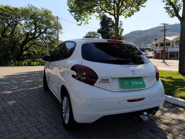 Peugeot 208 1.6 allure 16v. 2017 Automático - Foto 7