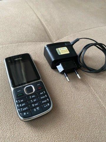 Celular Nokia C2 01