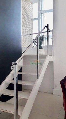 Apartamento com 4 dormitórios à venda, 180 m² por R$ 2.000.000 - Barro Vermelho - Vitória/ - Foto 9