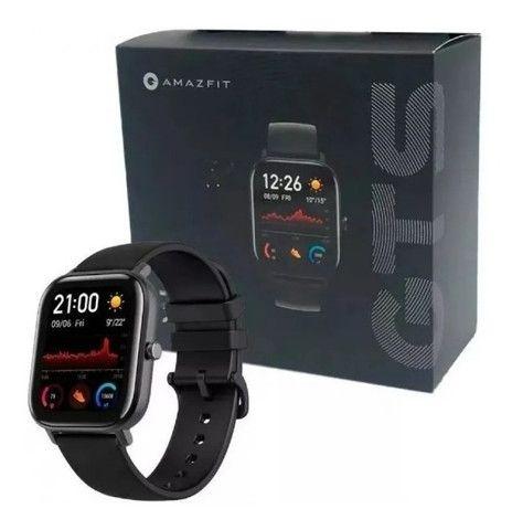 Relógio Smartwatch Amazfit Gts Versão Global Lacrado Original - Loja Natan Abreu - Foto 5