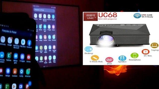 Projetor UC68 Completo - Foto 2