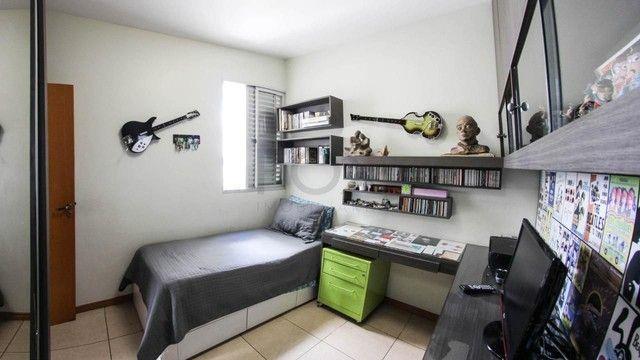 Apartamento à venda com 3 dormitórios em Alto caiçaras, Belo horizonte cod:21057 - Foto 6