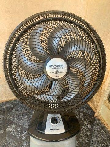 Ventilador 40 cm Turbo Force 8 Pás - Foto 2