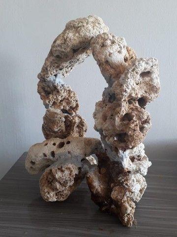 Rocha Viva Escultura 5kg 8 Rochas - Foto 3