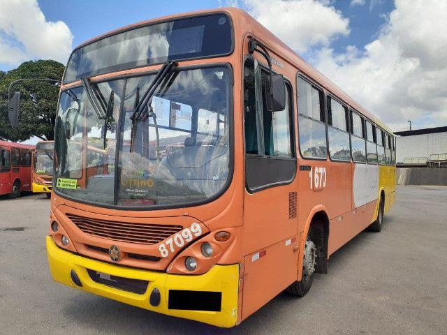 Ônibus Mercedes Benz OF-1722 Marcopolo 2007/2007 - Foto 3