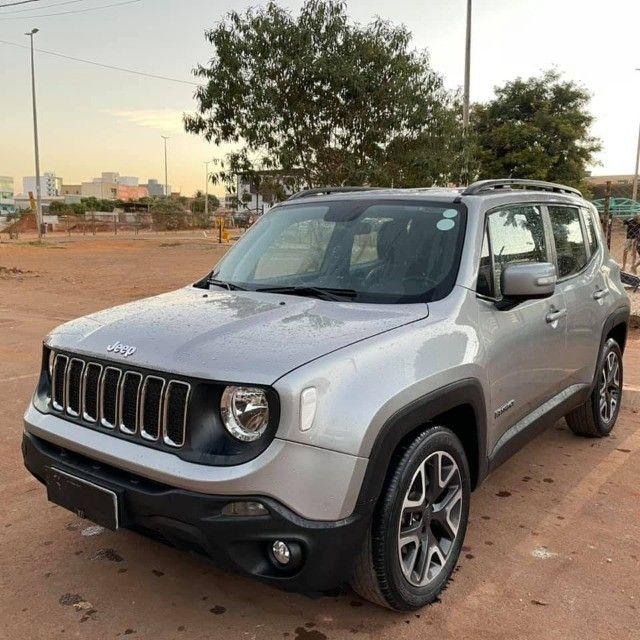 Jeep Renegade 2019 Longitude Top d linha ( Vendo a vista ou Financiado ) AC,troca