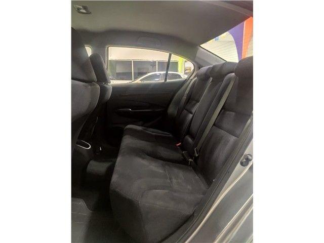 Honda City 2013 1.5 lx 16v flex 4p automático - Foto 8