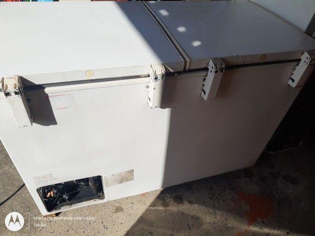 Frezzer metalfrio duas tampas - Foto 2