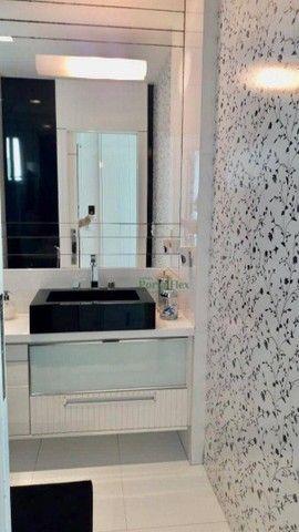 Apartamento com 4 dormitórios à venda, 180 m² por R$ 2.000.000 - Barro Vermelho - Vitória/ - Foto 17