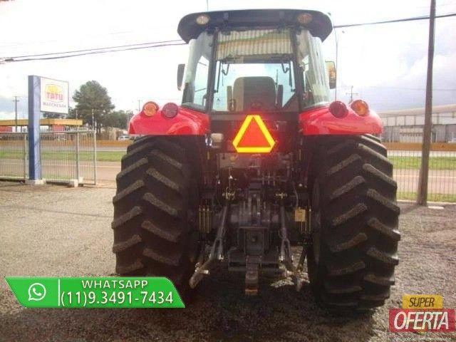 Trator Massey Ferguson 7150 4x4 ano 12 - Foto 3