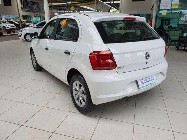 Volkswagen Gol MPI 2020 Único Dono - Foto 8