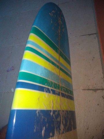 Prancha de surf ideal para iniciantes Fun board - Foto 3