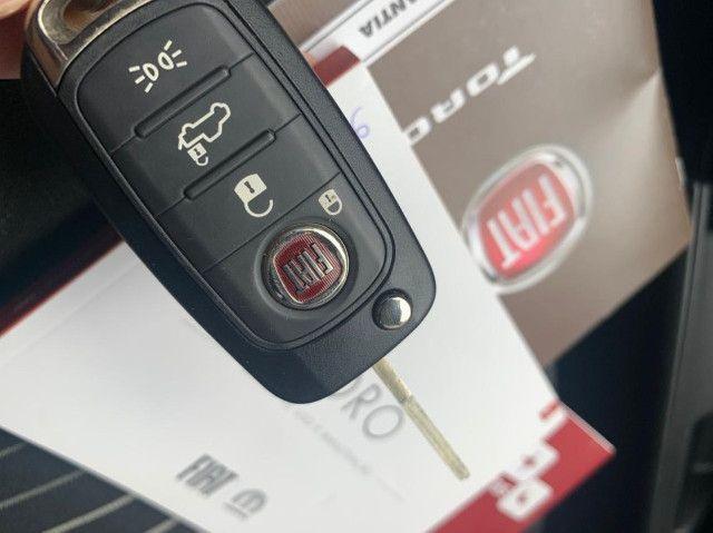 Toro Endurance 1.8 16V Flex Aut 2020-2021 Única dona 5mil km rodados R$ 87.990 - Foto 11
