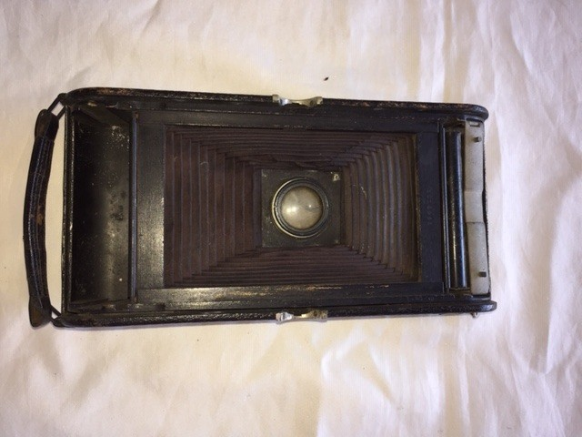Câmera (Máquina) Fotográfica de Fole - Foto 6