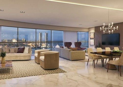 Apartamento para venda possui 269 metros quadrados com 4 suítes no Pina - Recife - PE - Foto 11